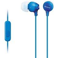 Sony MDR-EX15AP, kék