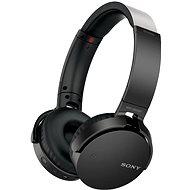Sony MDR-XB650BT fekete - Fej-/Fülhallgató