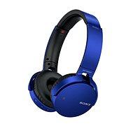 Sony MDR-XB650BT kék - Fej- Fülhallgató 348df90050