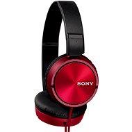 Sony MDR-ZX310 - Piros - Fej-/fülhallgató