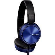 Sony MDR-ZX310 - Kék - Fej-/Fülhallgató