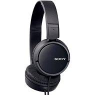Sony MDR-ZX110 - fekete - Fej-/Fülhallgató