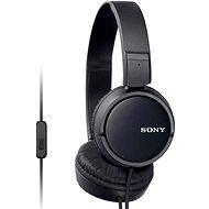 Sony MDR-ZX110APB - Fej-/Fülhallgató