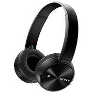 Sony MDR-ZX330BT, fekete - Fej-/Fülhallgató