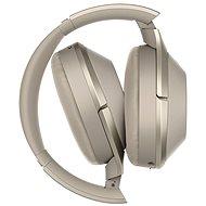 Sony Hi-Res MDR-1000XC - Fej-/Fülhallgató
