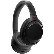 Sony Hi-Res WH-1000XM4, fekete, 2020-as modell - Vezeték nélküli fül-/fejhallgató
