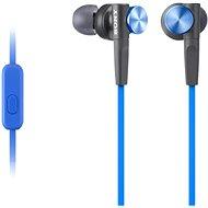 Sony MDR-XB50AP kék
