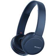Sony WH-CH510, kék - Vezeték nélküli fül-/fejhallgató