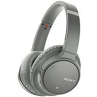 Mikrofonos fej- fülhallgató Sony WH-CH700N fehér-szürke d354a1b290