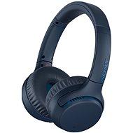 Vezeték nélküli fül-/fejhallgató Sony WH-XB700 kék