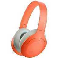 Sony Hi-Res WH-H910N, narancssárga-szürke