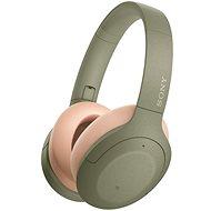 Sony Hi-Res WH-H910N zöld-testszín - Vezeték nélküli fül-/fejhallgató