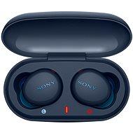 Sony WF-XB700 - kék - Vezeték nélküli fül-/fejhallgató