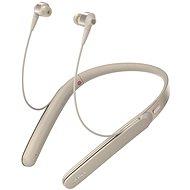 Sony Hi-Res WI-1000X bézs - Mikrofonos fej-/fülhallgató