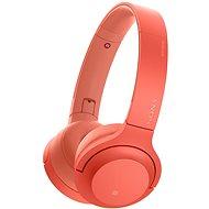 Sony Hi-Res WH-H800 Vezeték nélküli Fejhallgató és Headset, Bluetooth-os, piros
