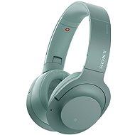 Sony Hi-Res WH-H900N zöld - Mikrofonos fej-/fülhallgató
