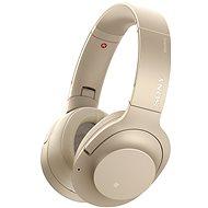 Sony Hi-Res WH-H900N arany - Mikrofonos fej-/fülhallgató
