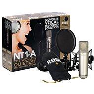 RODE NT1-A Mikrofon szett - Mikrofon