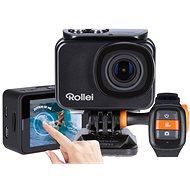 Rollei ActionCam 550 Touch fekete - Digitális videókamera