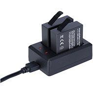 Rollei 8S / 9S kamerákhoz + 2x elem - Töltő