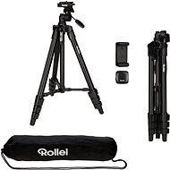 Rollei utazó állvány mobiltelefonhoz és fényképezőgéphez - Fényképezőgép állvány