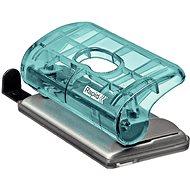 RAPID Colour Ice FC5, kék, átlátszó - Papírlyukasztó