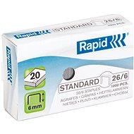 RAPID Standard 26/6 - Tűzőkapcsok