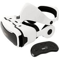RETRAK Utopia 360° VR Elite Edition + vezérlő + fejhallgató - Virtuális valóság szemüveg