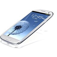 Samsung Galaxy S III (i9300) Marble White  - Mobile Phone