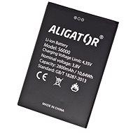 ALIGATOR S6000 Duo, Li-Ion - Mobiltelefon akkumulátor