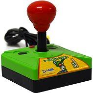 Frogger Retro Konzol - Plug and Play Decorated Joystick - Játékkonzol