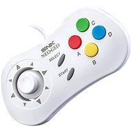 NeoGeo Arcade Stick Pro - Minipad - illesztőprogram fehér - Kontroller
