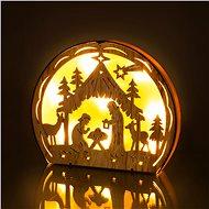 RETLUX RXL 331 fa betlehem, sziluett 8LED WW - Karácsonyi világítás