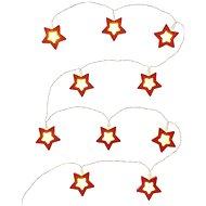 RETLUX RXL 285 Csillag. Fa.10LED R. WW TM - Világító csillag