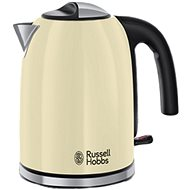Russell Hobbs 20415-70/RH Colours+ Kettle Cream 2,4kw - Vízforraló