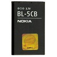 Nokia Akkumulátor, BL-5CB Li-Ion 800 mAh - Mobiltelefon akkumulátor