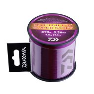 Daiwa Infinity Line Super Mud Purple - Horgászzsinór