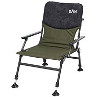 DAM Camovision Compact Chair With Armrests Steel - Horgászszék