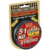 WFT KG Strong Green 0,12 mm 15 kg 300 m - Zsinór