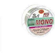 WFT KG Mono Green 0,30 mm 9,8 kg 300 m - Horgászzsinór