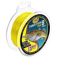 WFT Targetfish 8 Pilk Yellow 220m - Zsinór