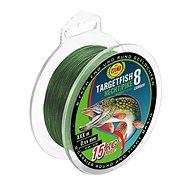 WFT Targetfish 8 zöld / zöld sügér 150m - Zsinór
