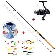 Mistrall Spinning szett Lamberta XR Spin 2,7m 10-30g + horgászzsinór és gumicsalik INGYEN - Horgász szett