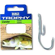 Zebco Trophy Zander Hook-to-Nylon 4-es méret 0,30mm 70cm 8db