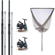 Sonik Xtractor 2 Rod Carp Kit 9' 2,7m 2,75lb - Horgász szett