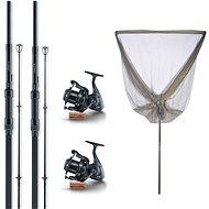 Sonik Xtractor 2 Rod Carp Kit 10' 3m 3,25lb - Horgász szett