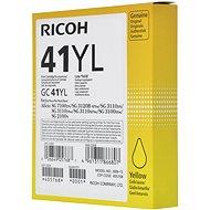 Ricoh GC41YL sárga - Toner