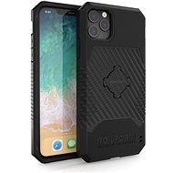 """Rokform Rugged iPhone 11 6.1"""" modellekhez, fekete - Mobiltelefon hátlap"""