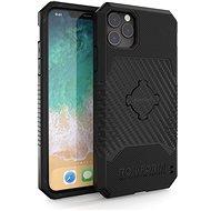 """Rokform Rugged iPhone 11 Pro Max 6.5"""" modellekhez, fekete - Mobiltelefon hátlap"""