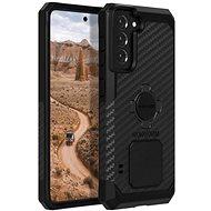 Rokform Rugged tok Samsung Galaxy S21 készülékhez, fekete - Mobiltelefon hátlap